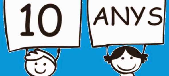 10 anys que Gedi gestiona l'Andreu Castells