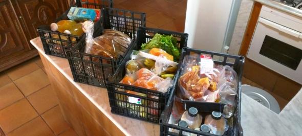 Productes de mengemBages a la csa rural de Cal Prat Barrina