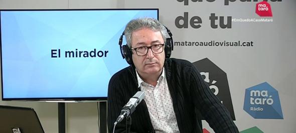 """El servei de Mediació i Suport a l'àmbit comunitari, protagonista al programa """"El Mirador"""" durant el confinament"""