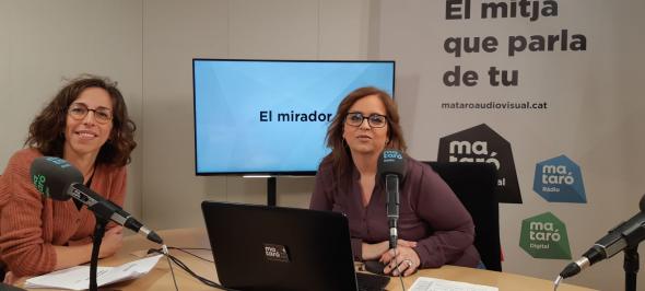 """El Servei de Mediació, al programa """"El Mirador"""" de Mataró Audiovisual"""