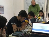 ràdio la clau, la ràdio social