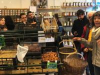 L'Ateneu Cooperatiu de la Catalunya central ha realitzat una sortida al sud de França per conèixer sobre el terreny diferents experiències en els àmbits de l'agroecologia i la sobirania alimentària, dos dels eixos entorn dels quals treballa l'Ateneu.