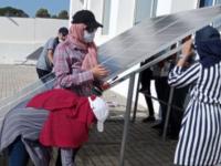 Gedi Marroc i l'associació Nahda formen electricistes en economia verda a la regió de Tànger-Tetuan-Alhucemas