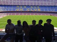 La UEC La Clau de Manresa organitza una sortida lúdica al Camp Nou