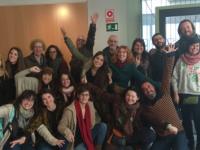L'equip de coordinadors i coordinadores dels Espais Socials organitzen una jornada de treball conjunt