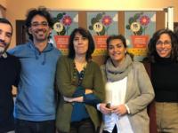 El Servei de Mediació  de Mataró rep el reconeixement de la Fundació Pi Sunyer pel projecte de mesures restauratives en l'àmbit educatiu