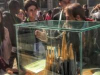 La UEC La Clau, de visita a la Sagrada Família a través del programa Apropa Cultura