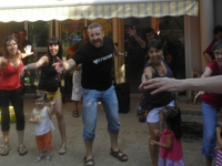 Festa a l'Andreu Castells de Sabadell